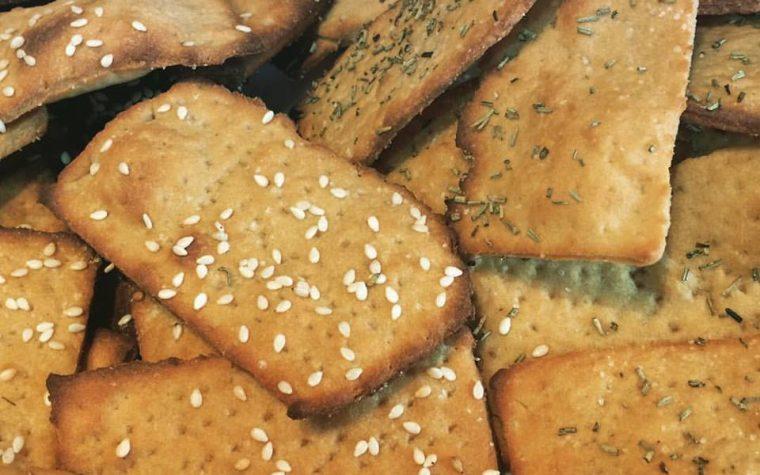Cracker salati