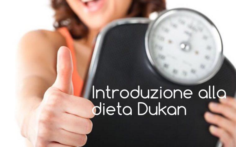 Introduzione alla dieta Dukan