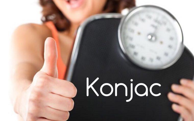 Il Konjac nella dieta Dukan