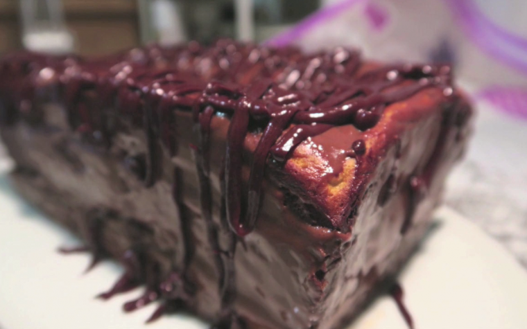Plumcake Cioccomenta