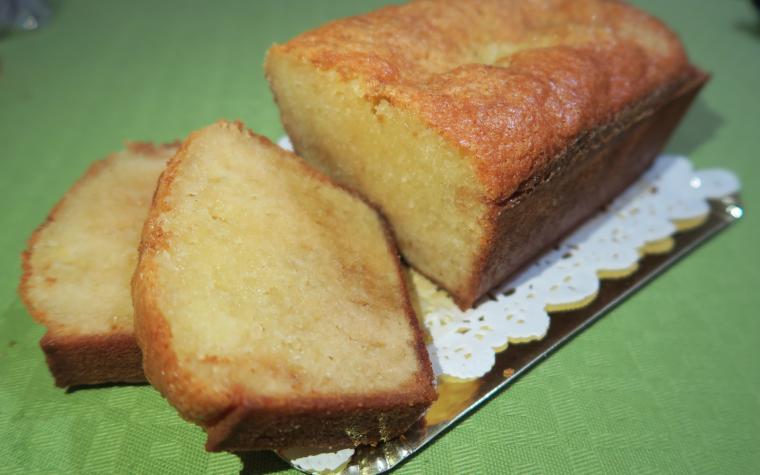 Plumcake leggero con farina di riso