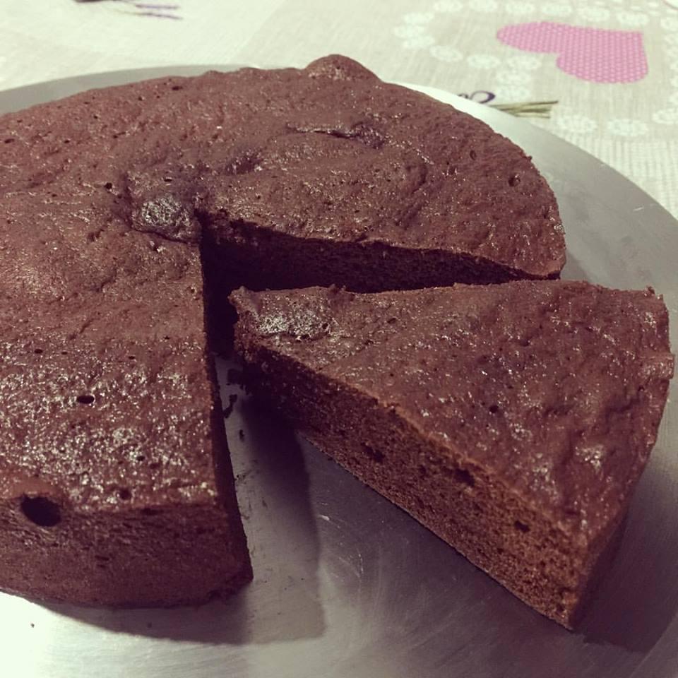 Torta Cacao Dukan.Torta Di Ricotta Al Cacao E Gocce Di Cioccolato Dukan