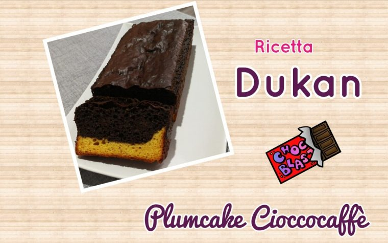 Plumcake Cioccocaffè *Video Ricetta Dukan