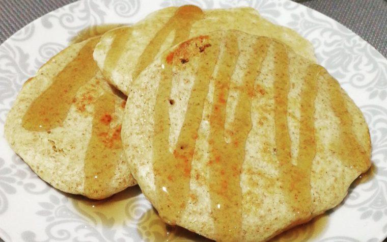 Pancake Dukan alla crusca, senza glutine