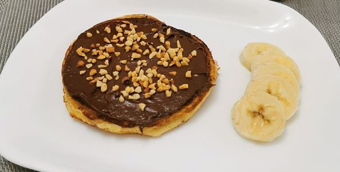 Pancake proteici con farina di Kamut