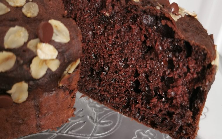 Torta al cacao light