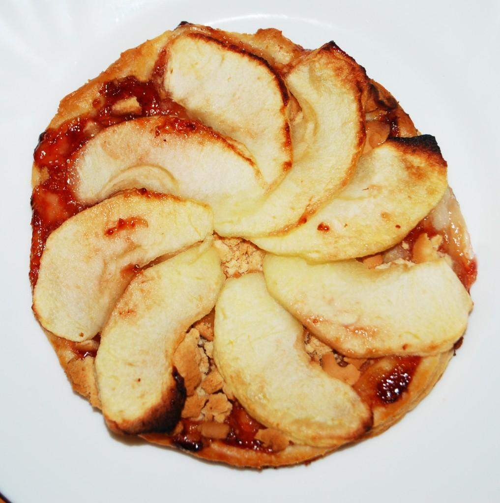 Pasta sfoglia con le mele