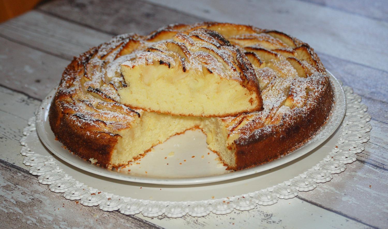 Torta di mele classica - la mia ricetta semplice