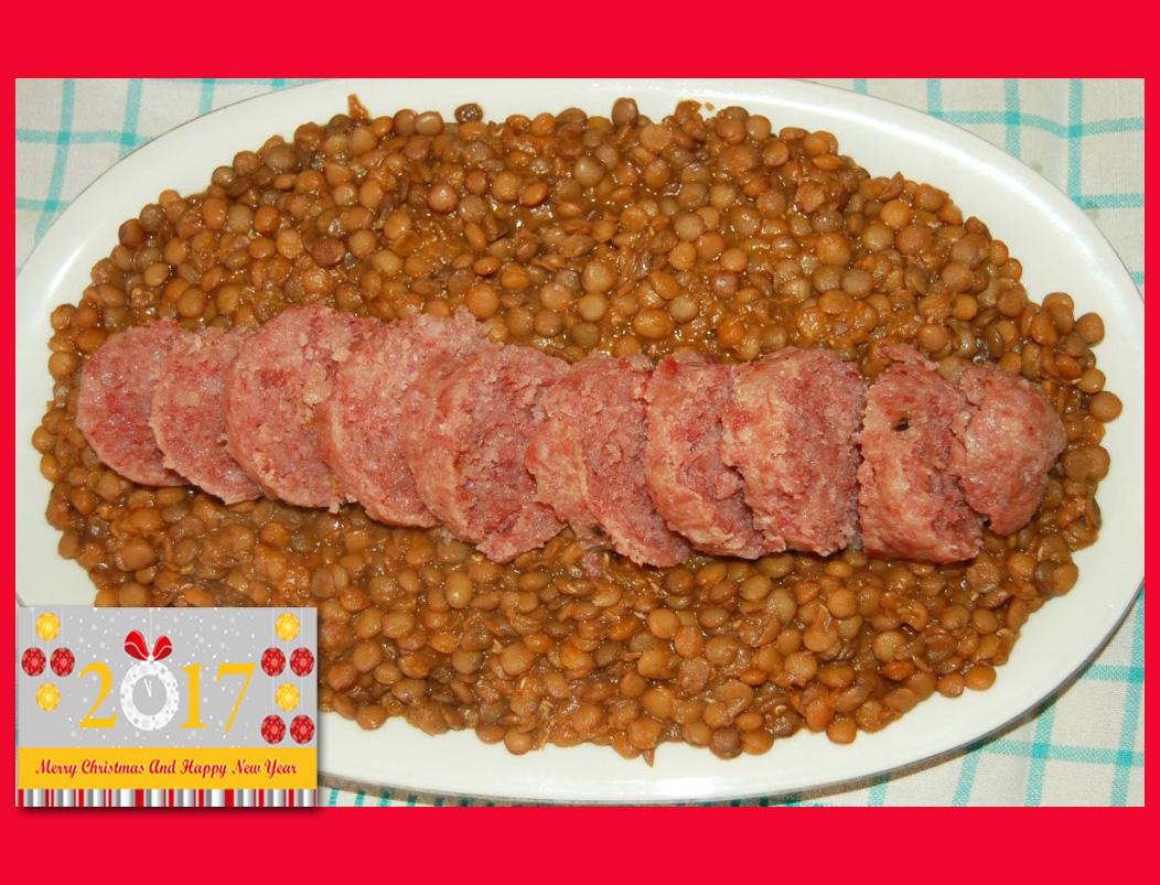 come cucinare lenticchie e cotechino