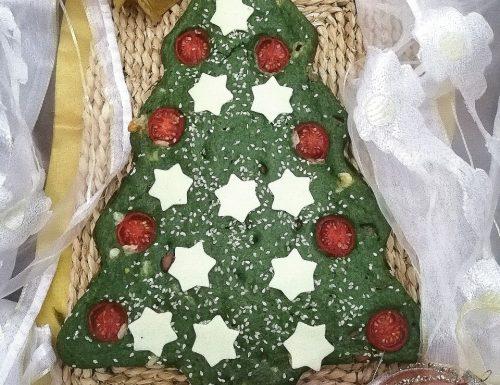 Albero di Natale salato