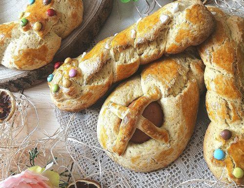 Cuculi calabresi : Dolce tipico di Pasqua