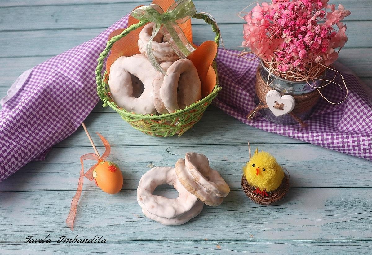 Ginetti calabresi taralli dolci