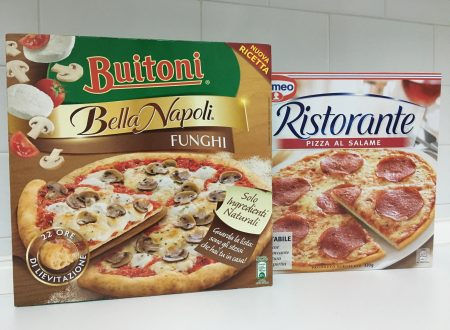 Recensione pizze surgelate