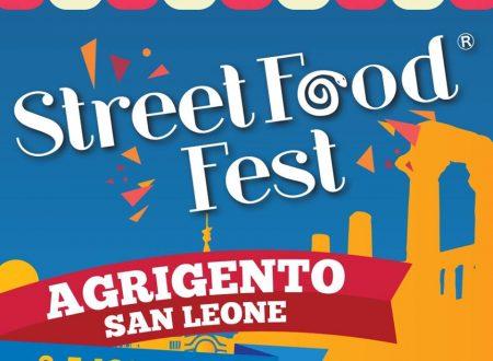Street Food Fest Agrigento San Leone 2018