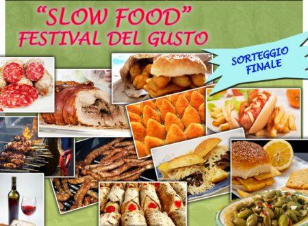 Montaperto in festa 2018 Slow-food Festival del gusto