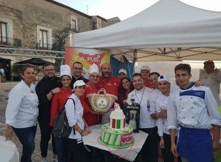 """""""Fastuca Fest"""" 1^ Concorso Faps cake design e 1^ edizione torte da vetrina"""