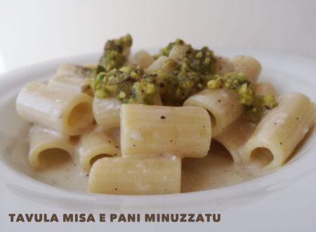 Cacio e pepe e oro verde di Raffadali style sicily