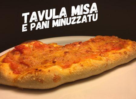 Pizzette sfincione lunga lievitazione
