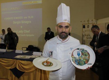 """Mandorlara: Finale """"Il piatto dell'eccellenza"""" Primo classificato il Ristorante Villa Maijsa con lo Chef Giuseppe Moscato"""