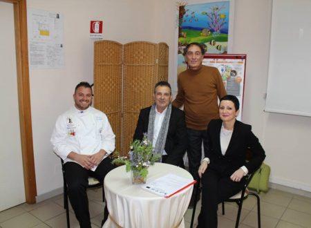 Mandorlara: master class dello Chef Giuffrè all'Istituto Alberghiero G.Ambrosini di Favara
