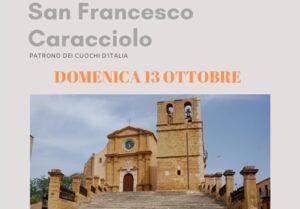 Festeggiamenti in onore di San Francesco Caracciolo patrono dei cuochi d'Italia
