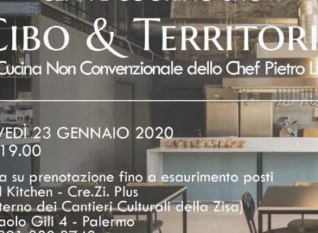 CIBO E TERRITORIO – La Cucina Non Convenzionale dello Chef Pietro Li Muli