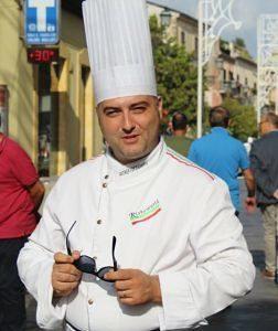 """""""Ristoworld Italy"""":  lo Chef Andrea Finocchiaro dedica un dolce a Giovanni Verga """"Malavoglia"""""""