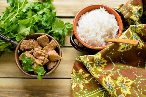 Curry di jackfruit: un fantastico secondo vegano