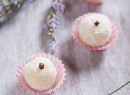 Bejino: dolci bacetti al cocco in versione vegan