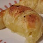 pomodoro e mozzarella croissant