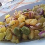 Insalata di patata di Ponza