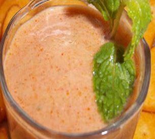 Salsa di pomodoro e lime