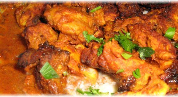 Cucina Indiana: Pollo tikka