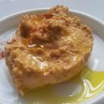 humus fatte in casa