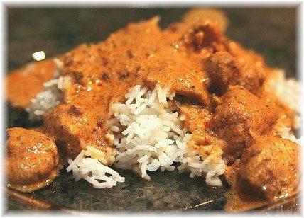Cucina Indiana: Pollo tikka masala