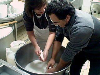 Come fare la mozzarella