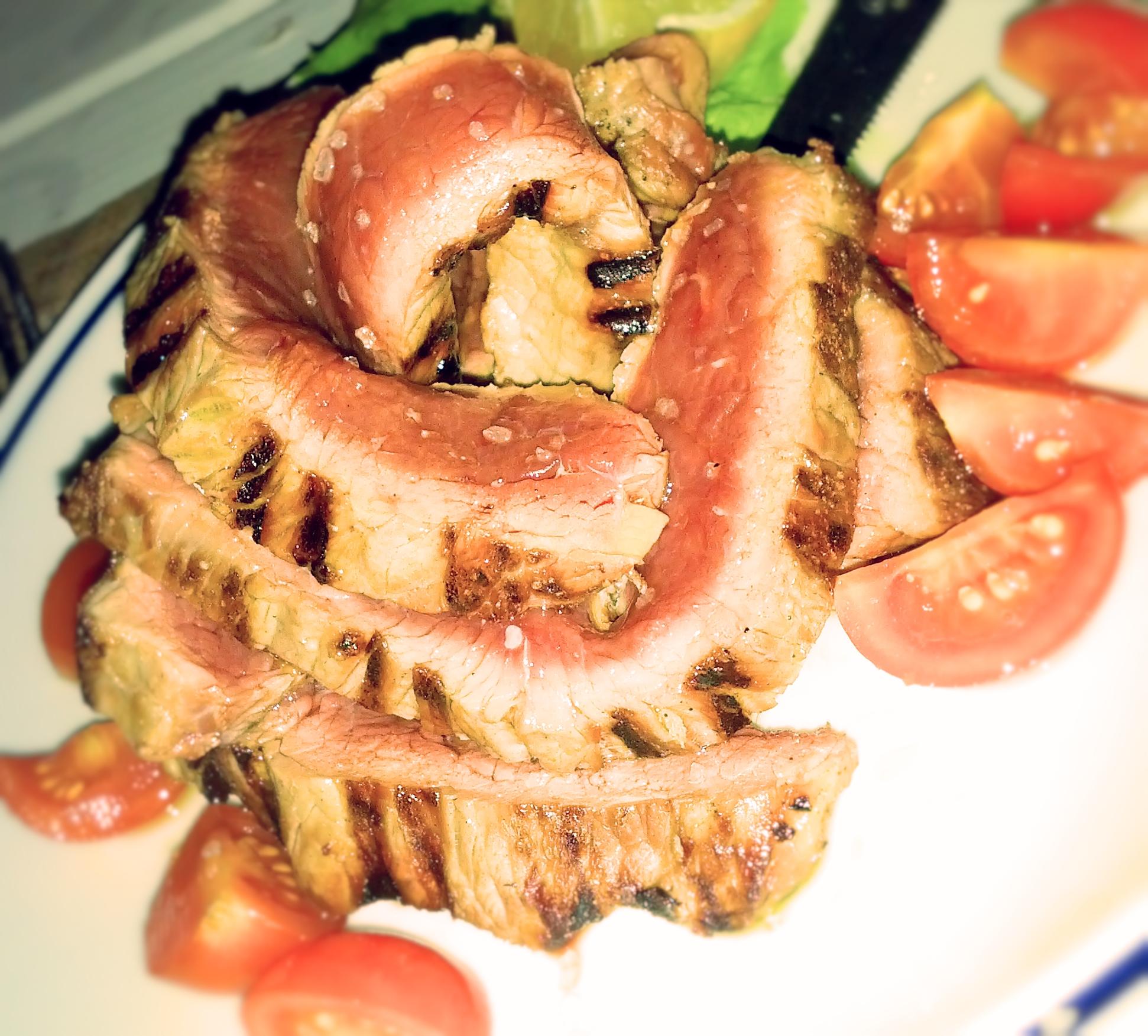 Bistecca di manzo Ponzese