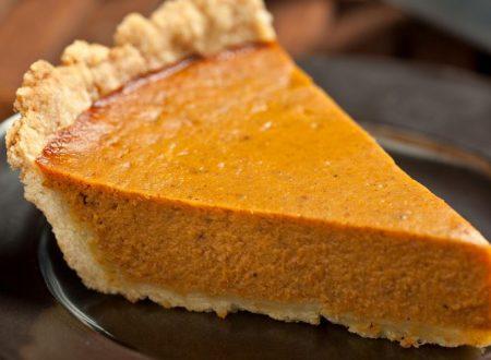 Torta di zucca – pumpkin pie