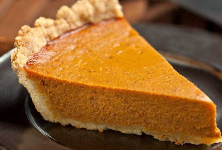 Torta di zucca - pumpkin pie