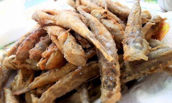 Bianchetti fritte