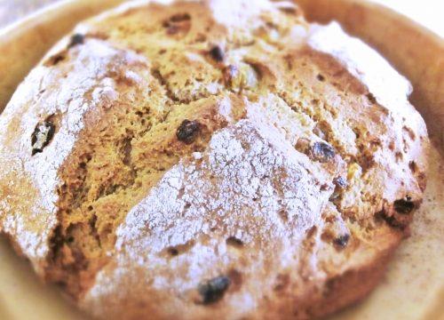 Pane di soda per giorno di San Patrizio, Mars 17