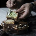 bruschetta and truffles