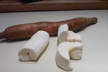 Gnocchi senza glutine con yucca
