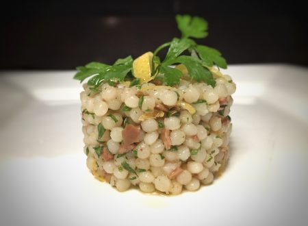 Olive and lemon couscous