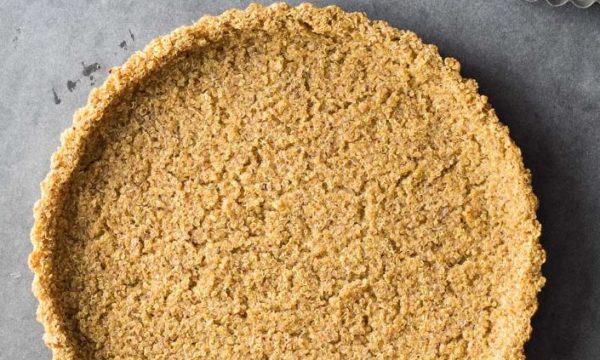 Crosta di quinoa