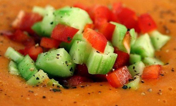 Gazpacho al pomodoro