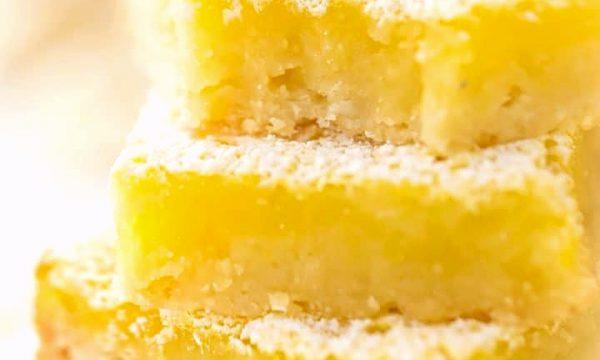 Barrette di limone