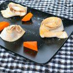 The Bretell Kitchen - Pappardelle di zucca semplici
