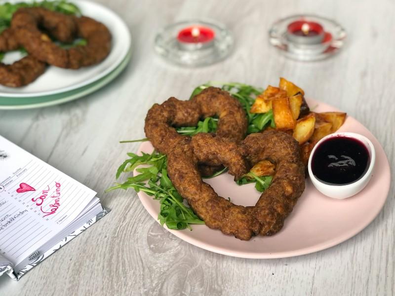 The Bretell Kitchen - Cuori di maiale alla paprika