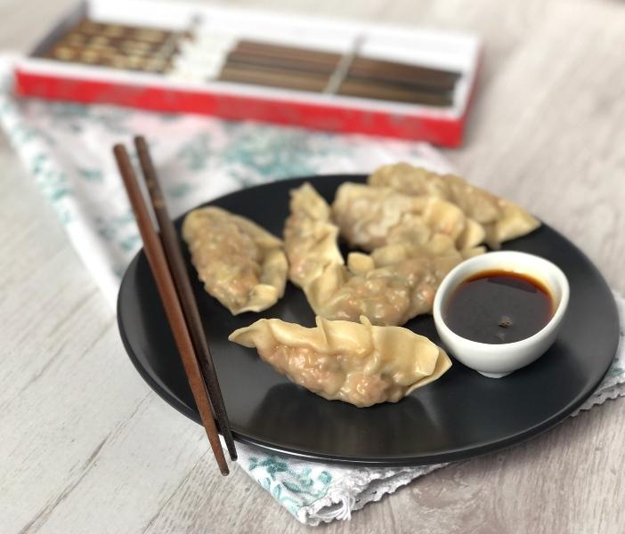 The Bretell Kitchen - Jiaozi